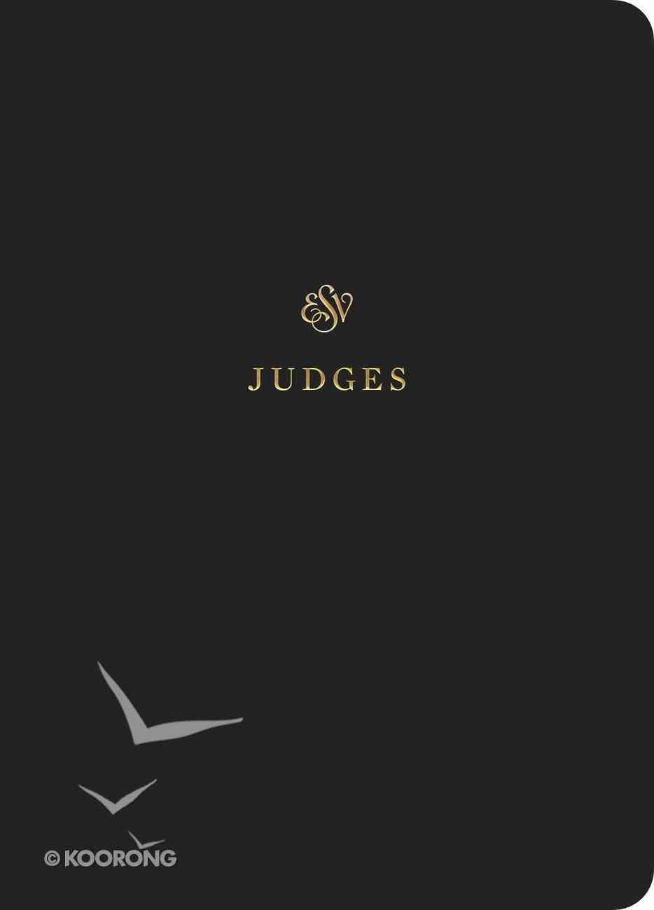 ESV Scripture Journal Judges Paperback
