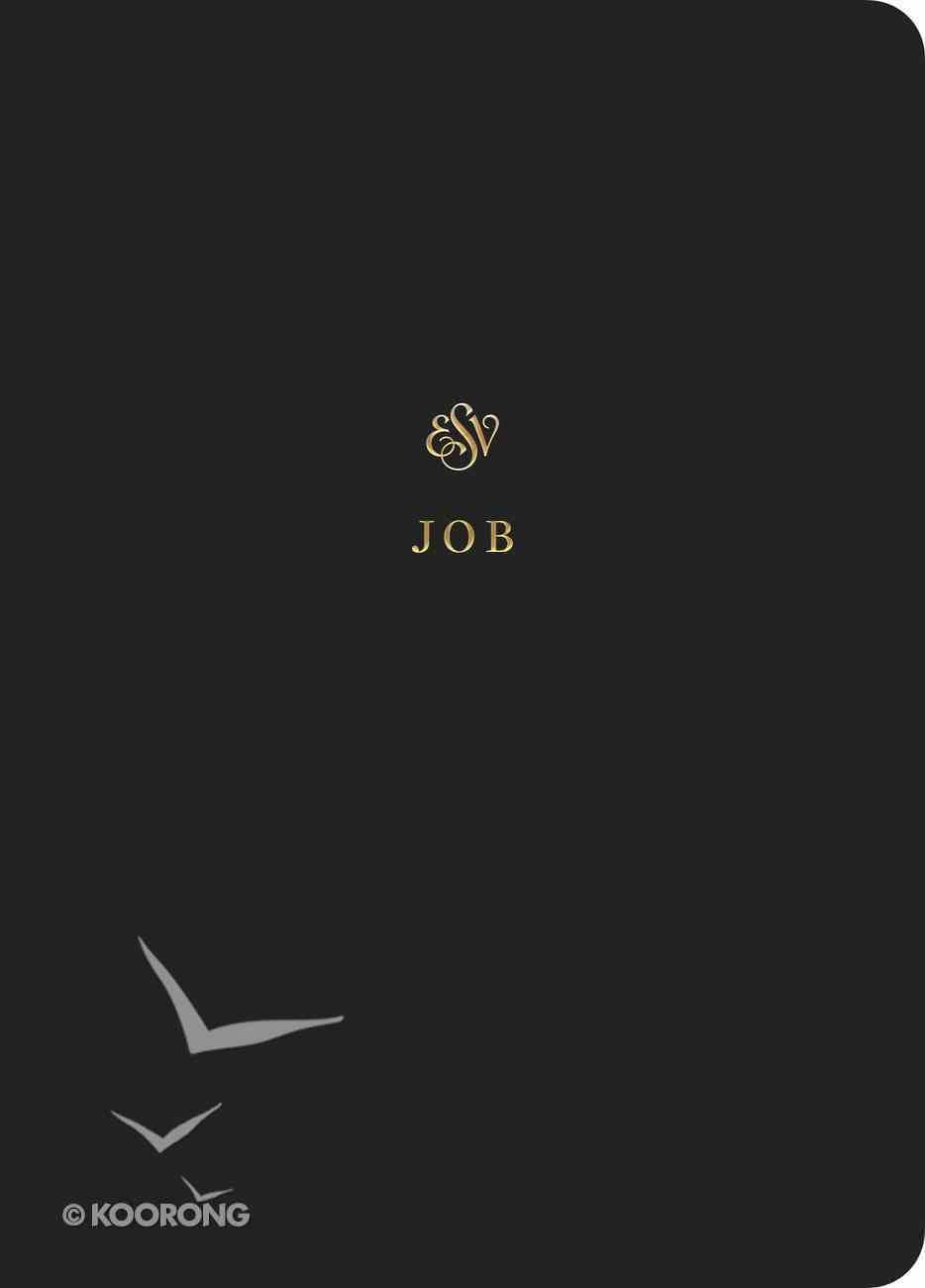 ESV Scripture Journal Job Paperback