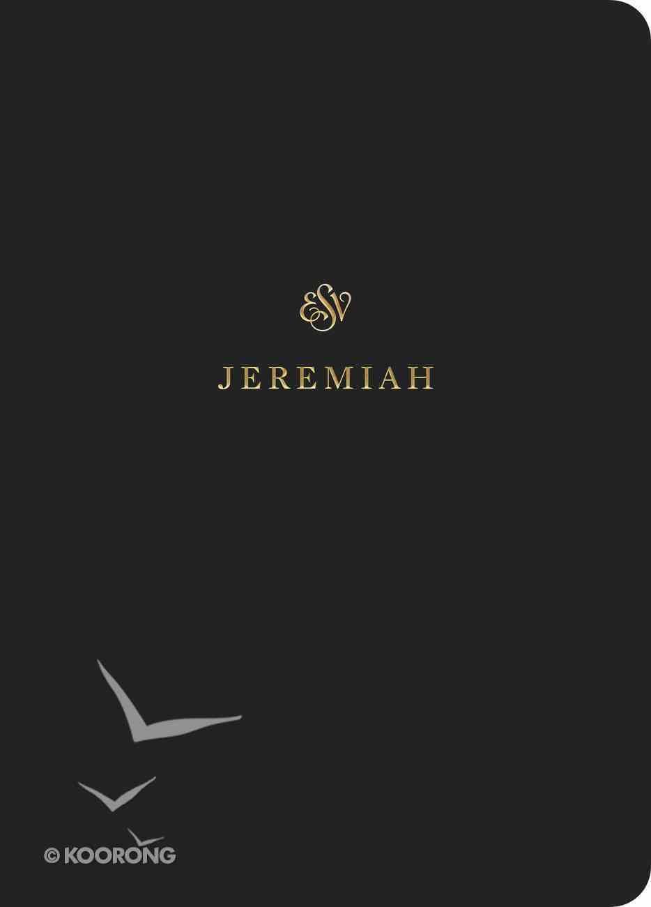 ESV Scripture Journal Jeremiah Paperback