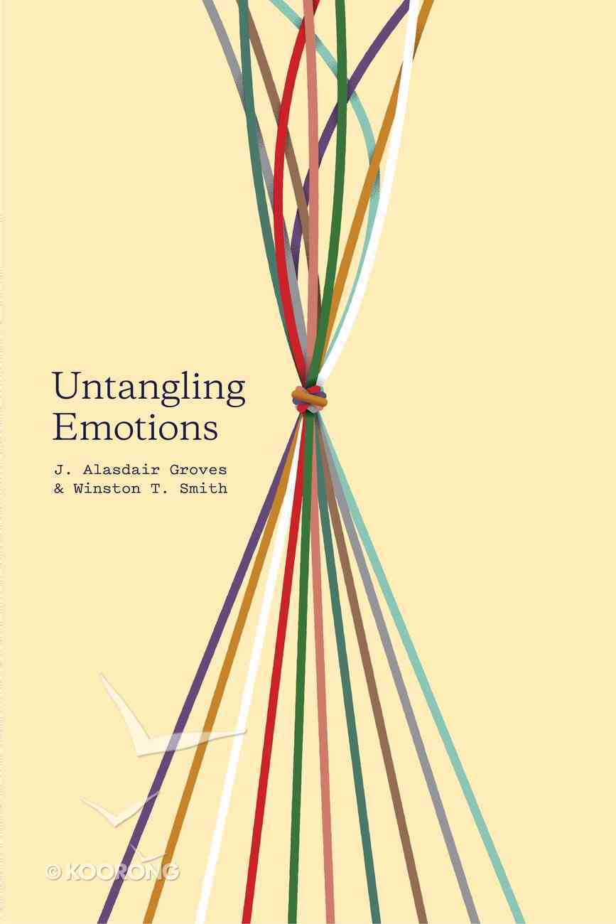 "Untangling Emotions: ""God's Gift of Emotions"" Paperback"