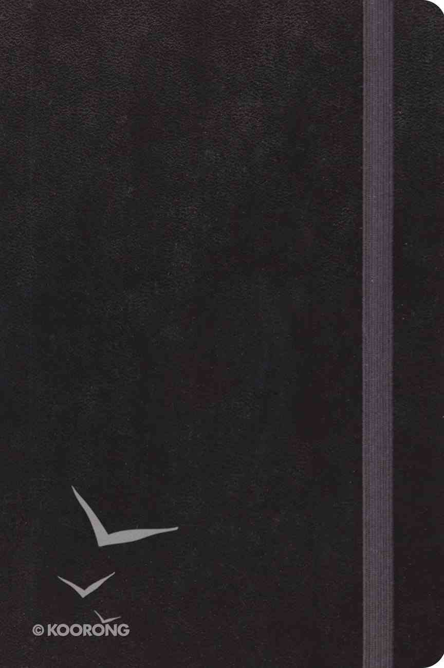 ESV Journaling New Testament Inductive Edition Black With Strap (Black Letter Edition) Hardback