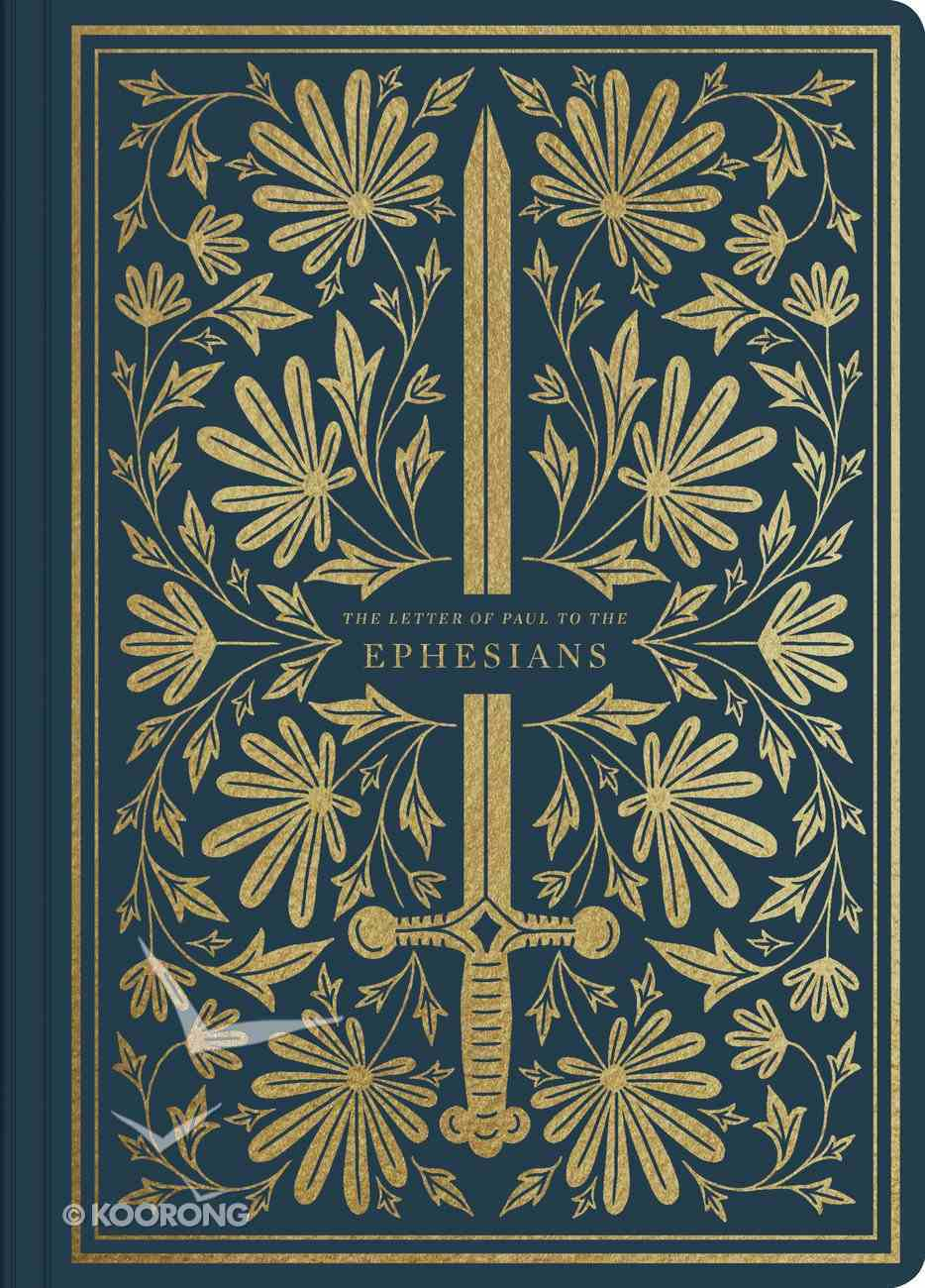ESV Illuminated Scripture Journal Ephesians (Black Letter Edition) Paperback