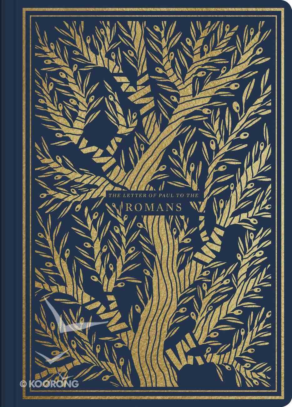 ESV Illuminated Scripture Journal Romans (Black Letter Edition) Paperback
