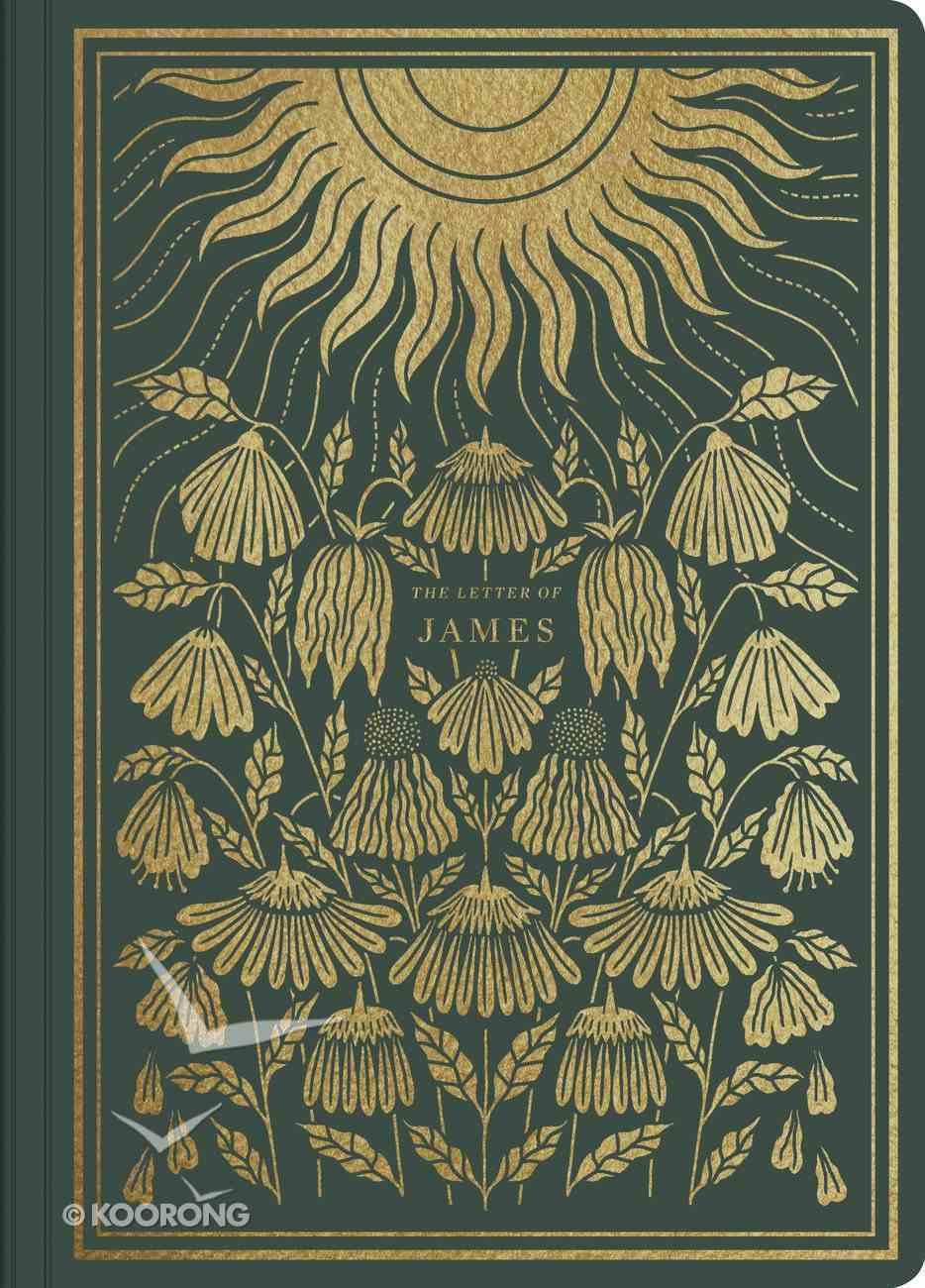 ESV Illuminated Scripture Journal James (Black Letter Edition) Paperback