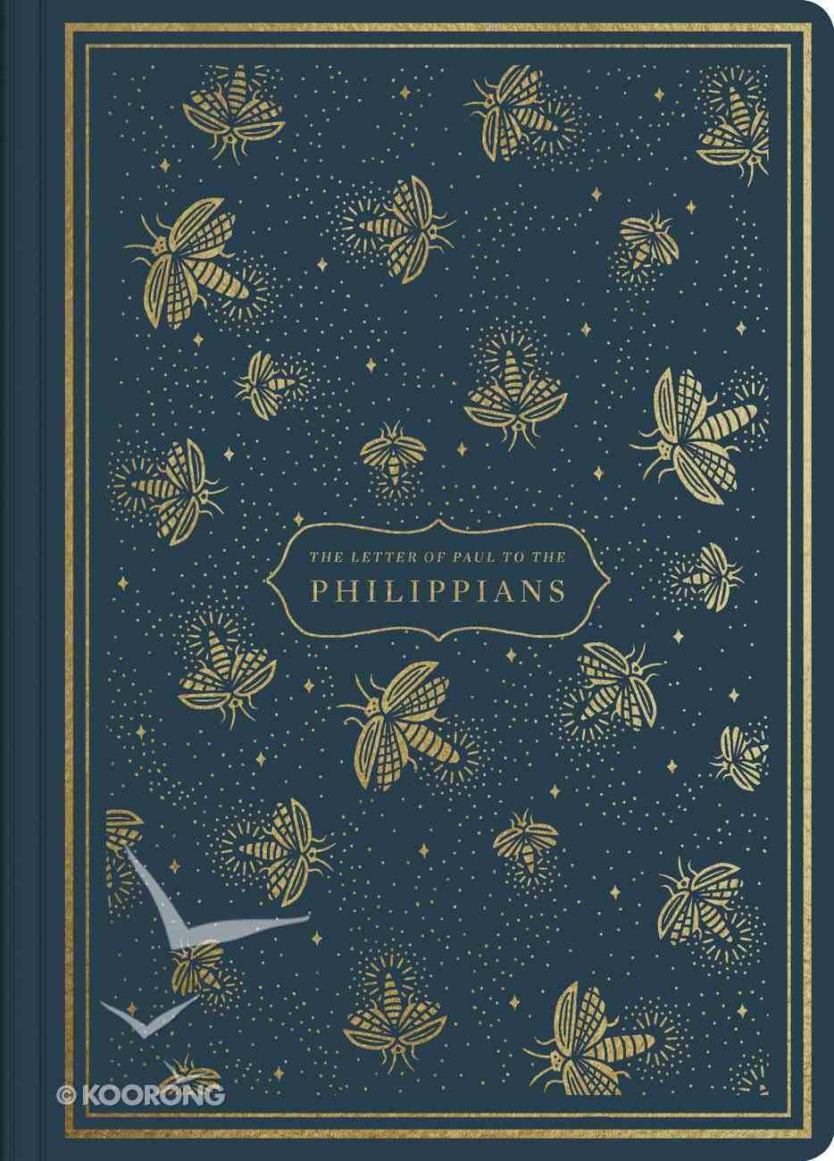 ESV Illuminated Scripture Journal Philippians (Black Letter Edition) Paperback