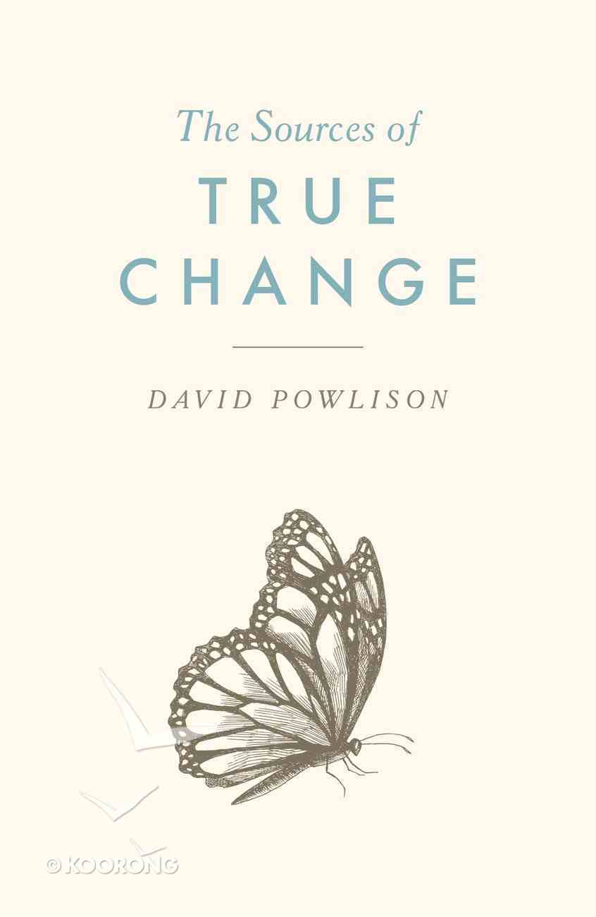The Sources of True Change (25 Pack) Booklet