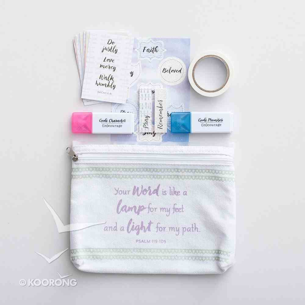 Bible Study Kit: Perfect Companion to the New Courage Bible Study - We Saved You a Seat (In) ((In)courage Gift Product Series) Stationery