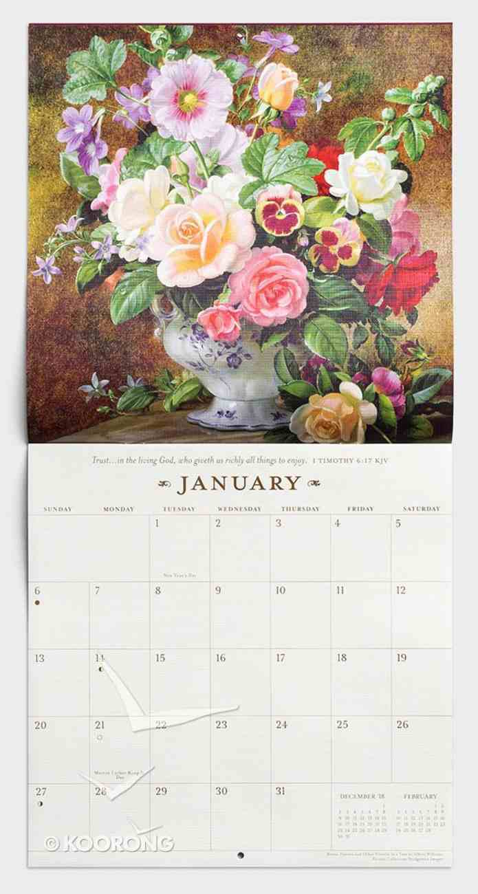 2019 Wall Calendar: Joy in Every Day Calendar