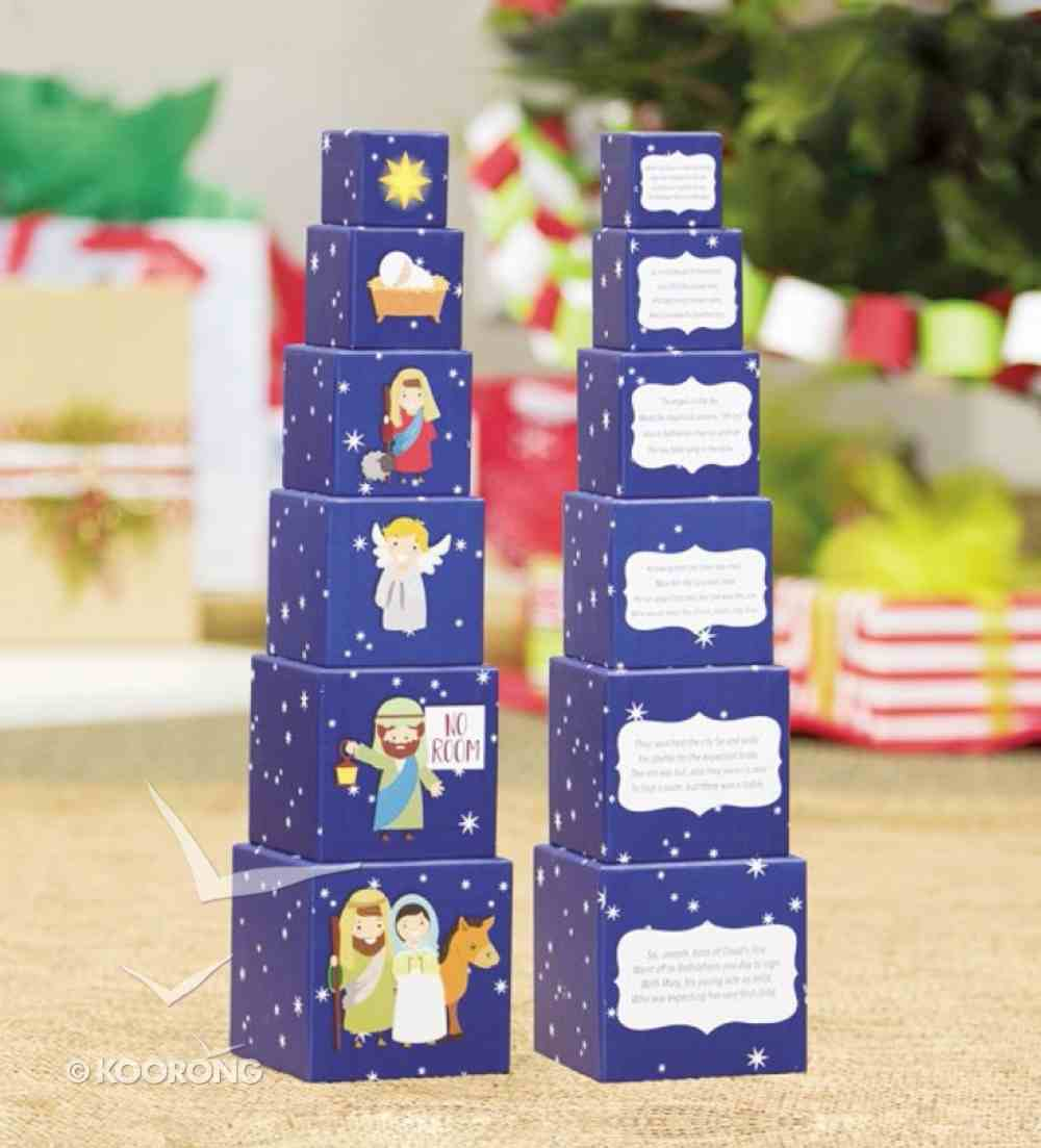 Nativity Nesting Blocks (Set Of 6) Pack