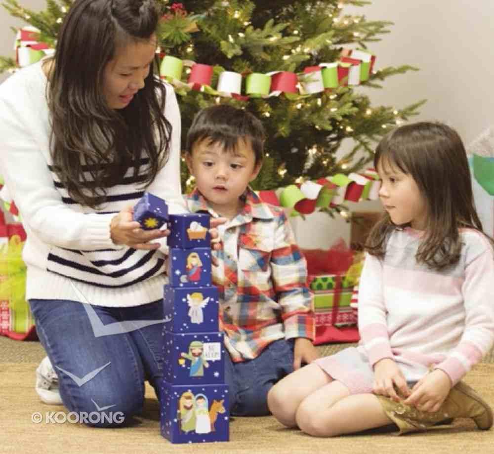 Nativity Nesting Blocks (Set Of 6) Pack