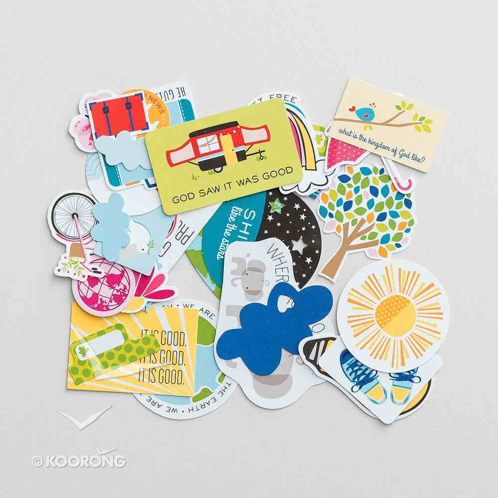 Go (Illustrated Faith Die Cut Prompts Series) Novelty