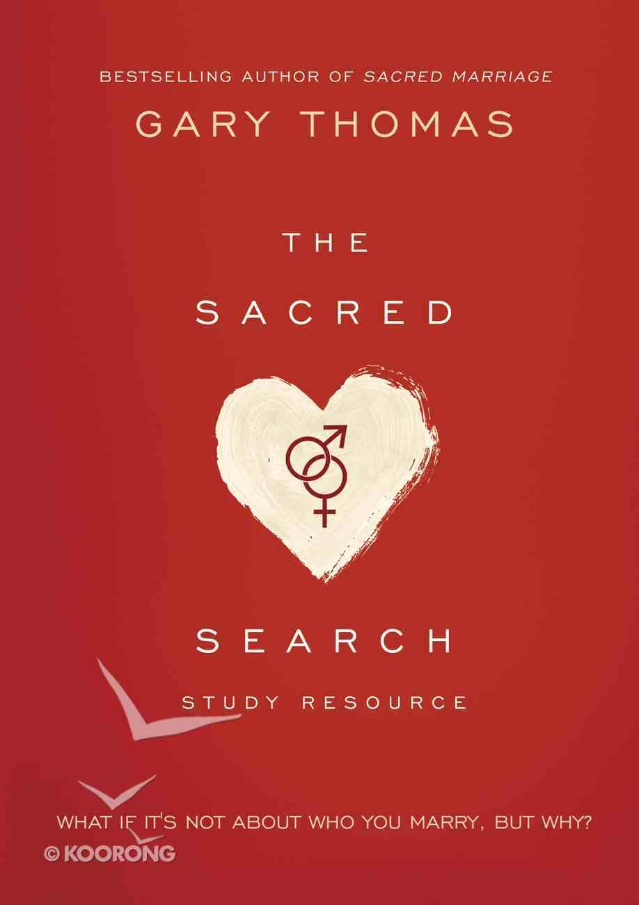 The Sacred Search Study Resource (Dvd) DVD