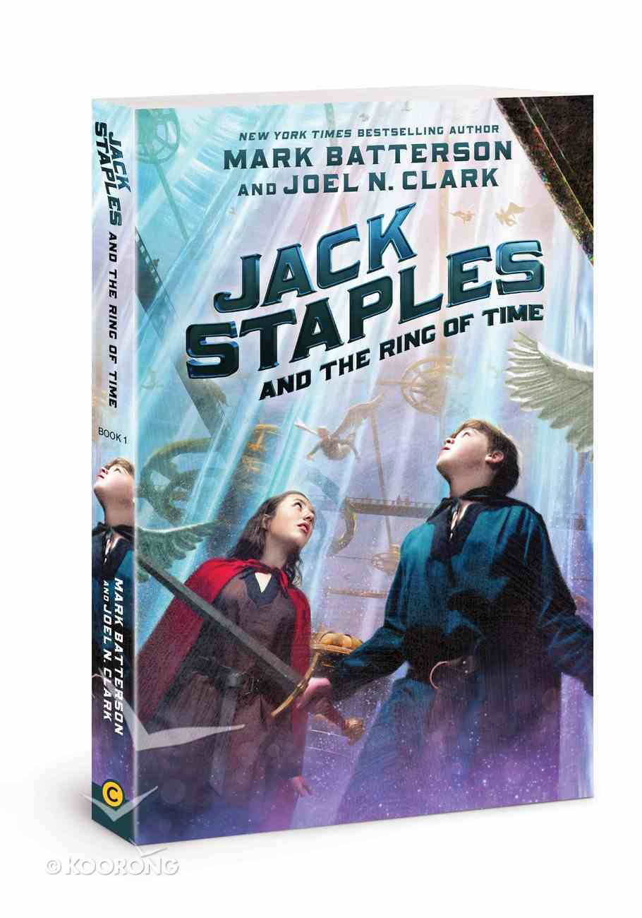 The Ring of Time (Jack Staples Series) Paperback