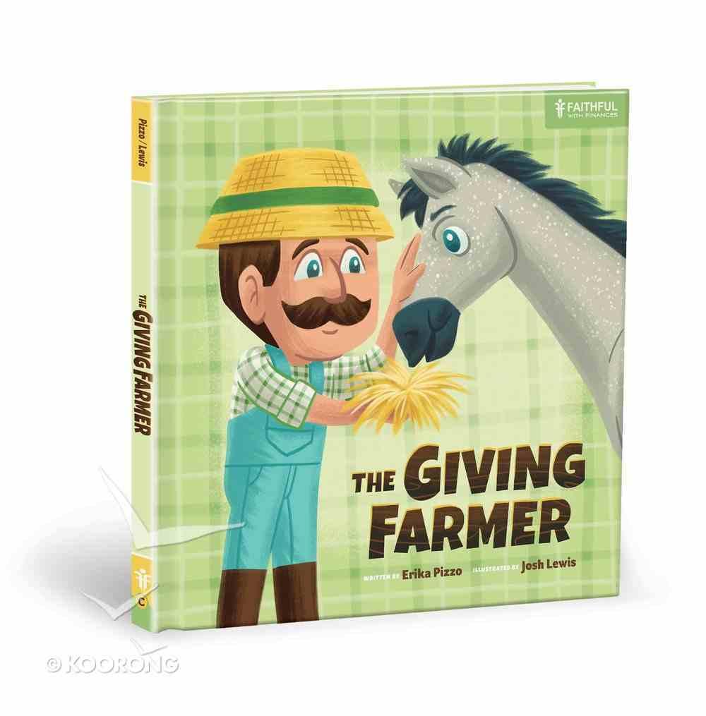 The Giving Farmer Hardback