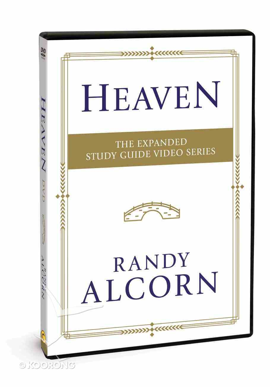 Heaven: The Official Study Guide Video Series, 6 Sessions (Dvd) DVD