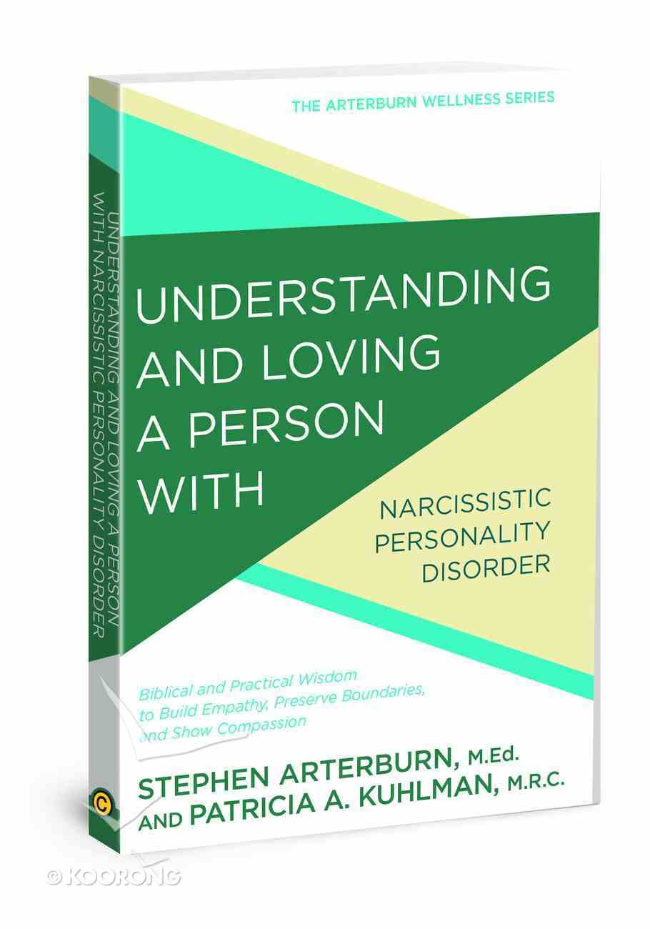 Awells: Understanding and Loving a Person With Narcissism Paperback