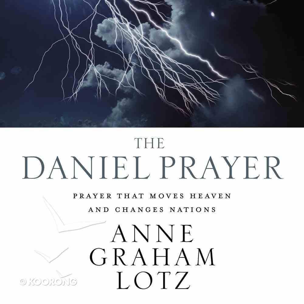 The Daniel Prayer Audio Study eAudio Book