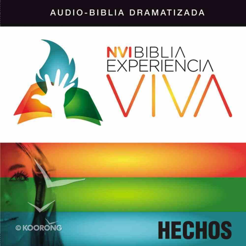 Nvi Experiencia Viva: Hechos eAudio Book