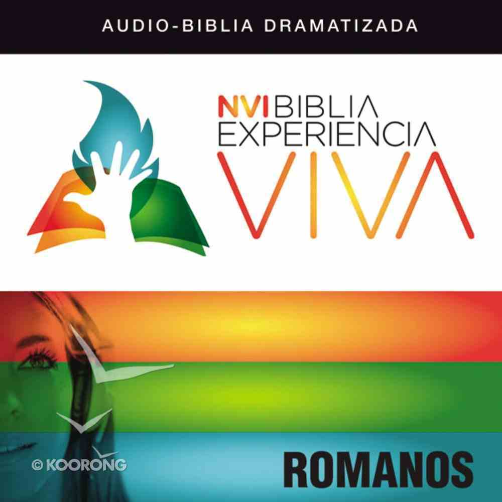 Nvi Experiencia Viva: Romanos eAudio Book