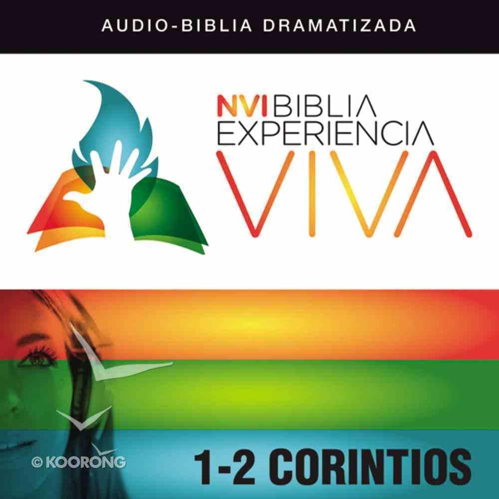 Nvi Experiencia Viva: 1 and 2 Corintios eAudio Book