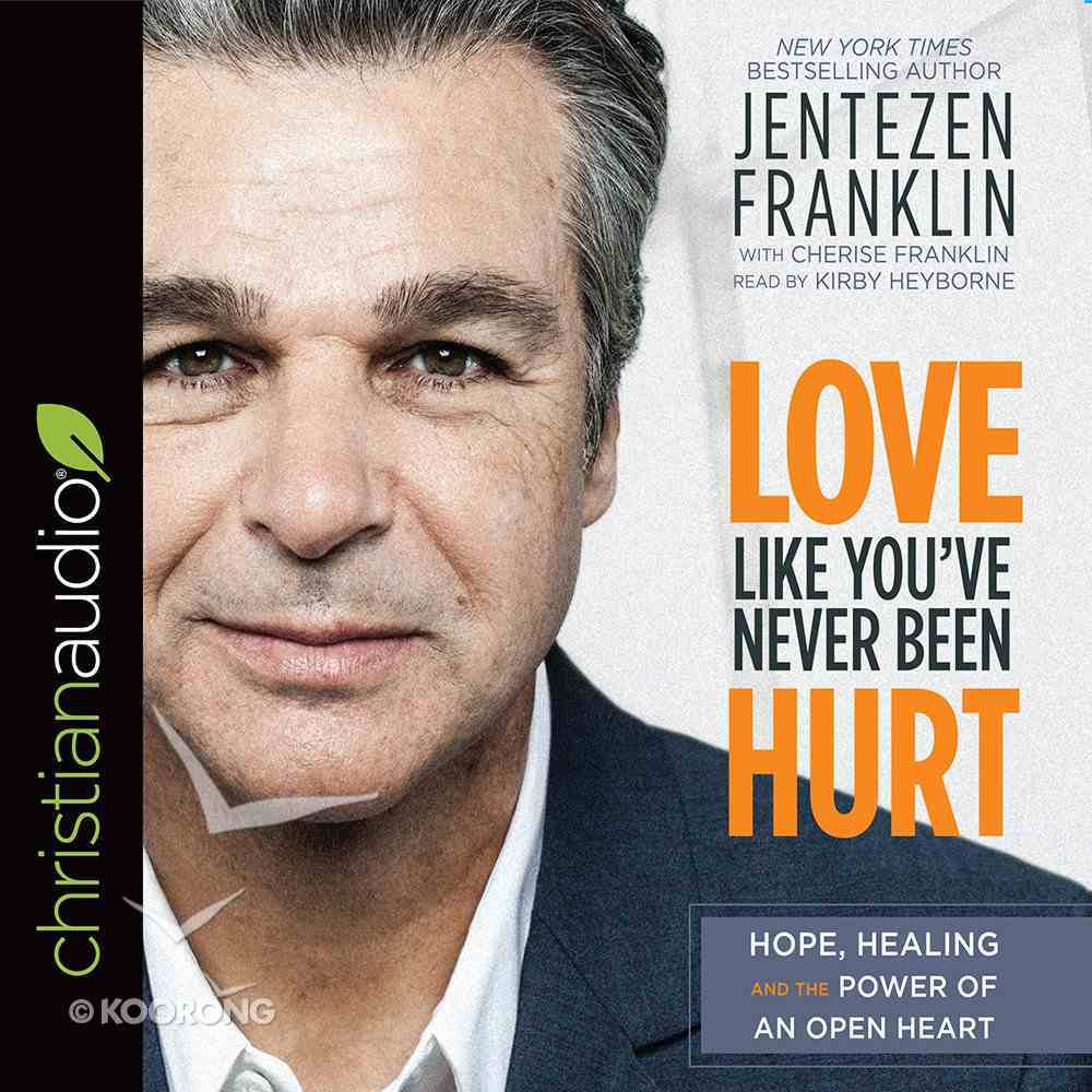 Love Like You've Never Been Hurt eAudio Book