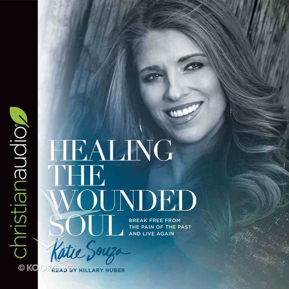 Healing the Wounded Soul eAudio Book