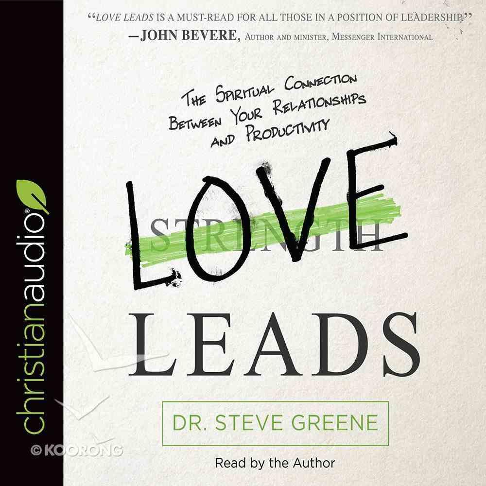 Love Leads eAudio Book