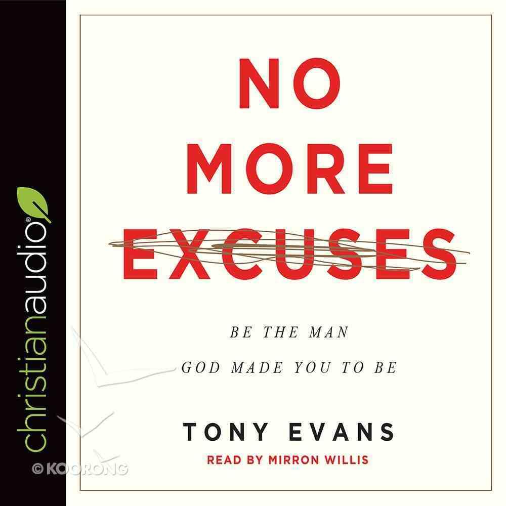 No More Excuses eAudio Book