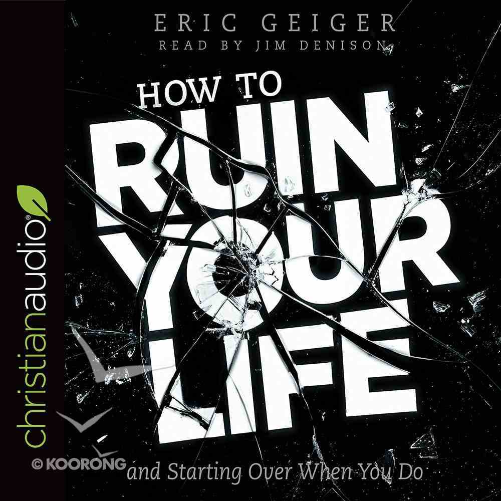 How to Ruin Your Life eAudio Book