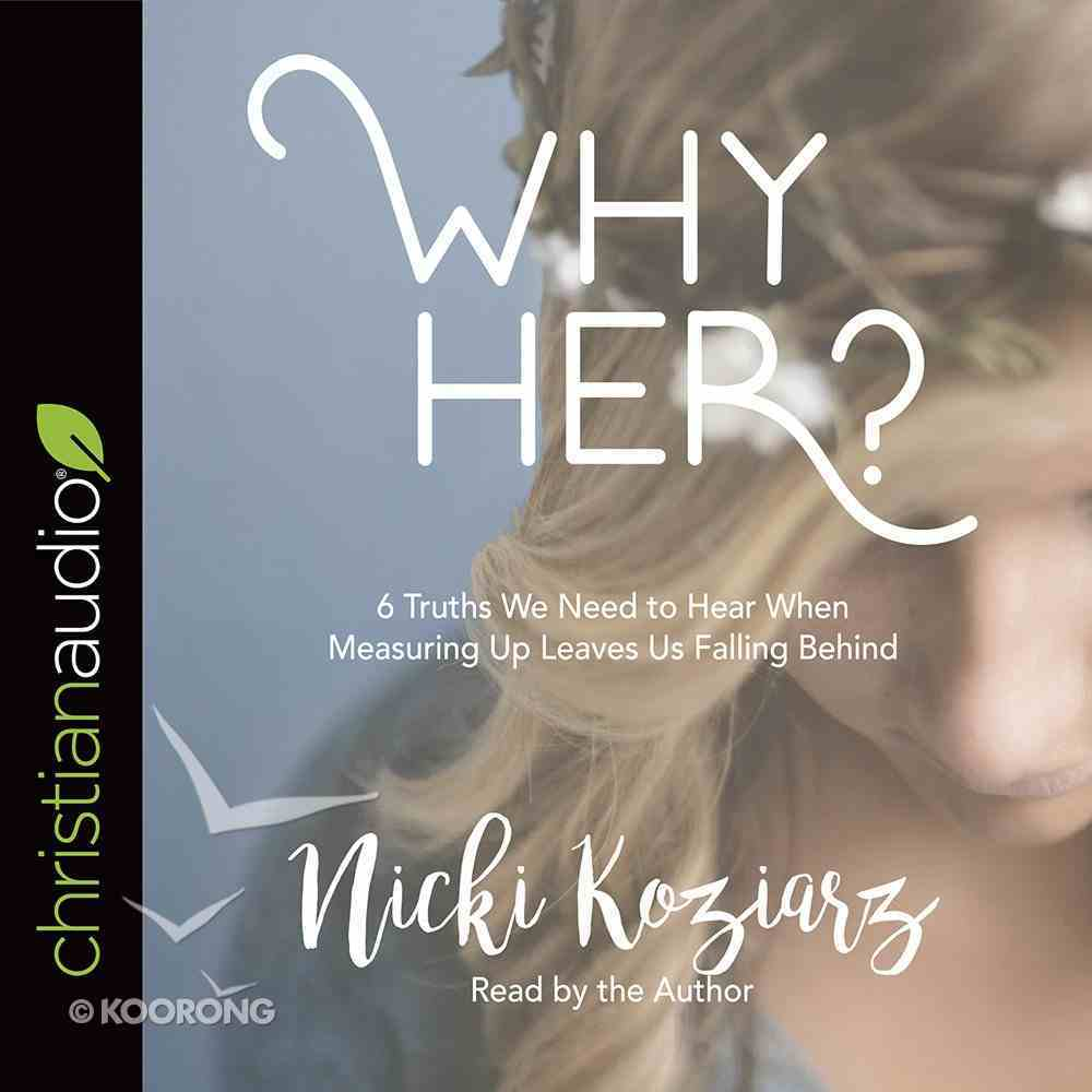 Why Her? eAudio Book