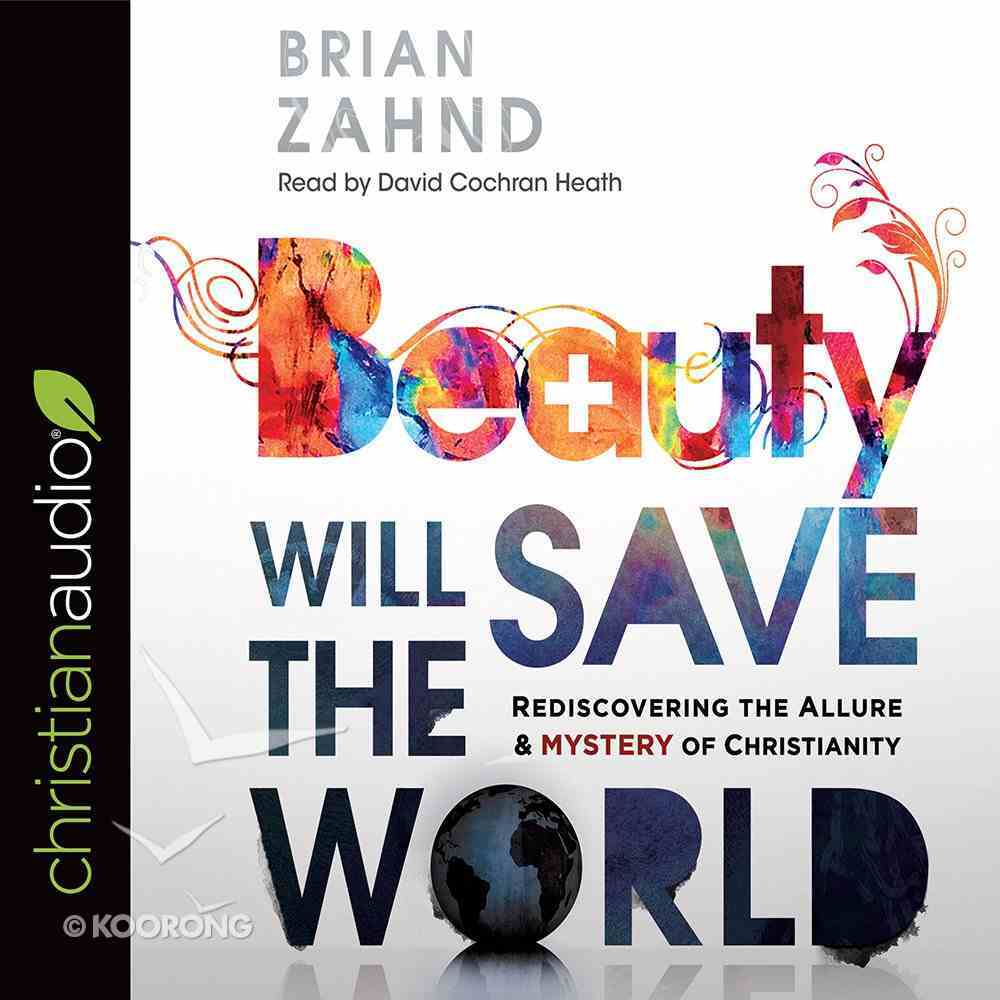 Beauty Will Save the World eAudio Book
