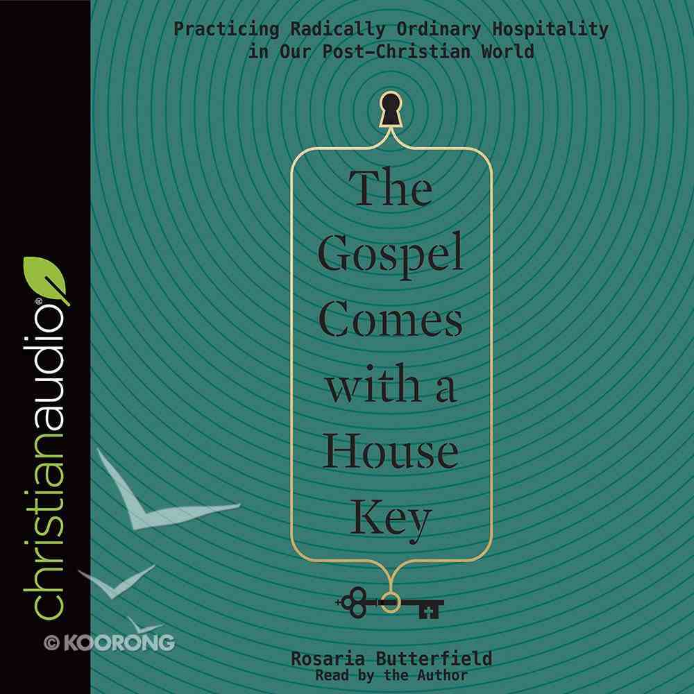 The Gospel Comes With a House Key eAudio Book