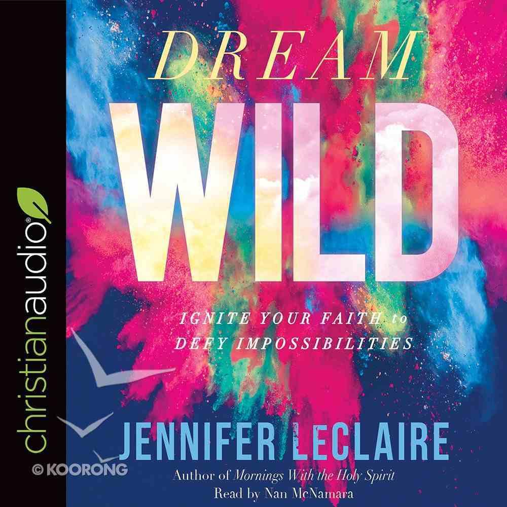 Dream Wild eAudio Book