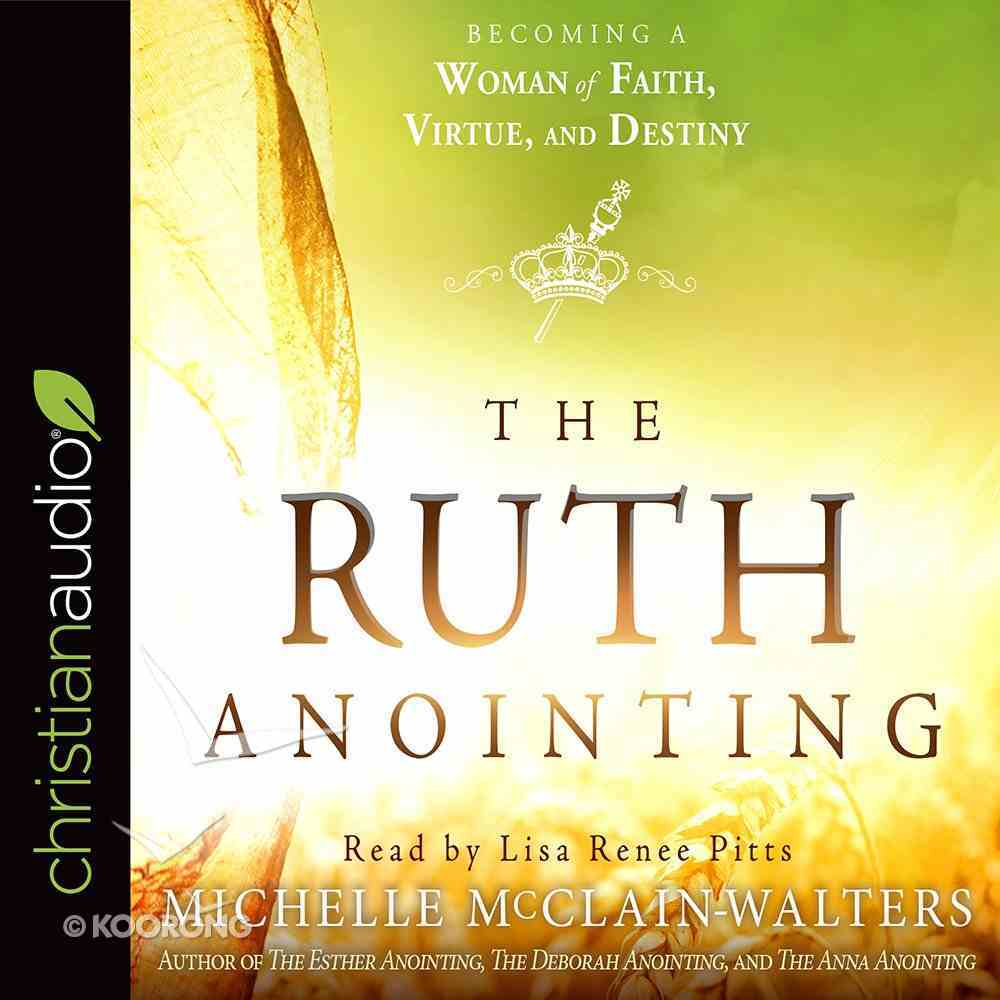 The Ruth Anointing eAudio Book