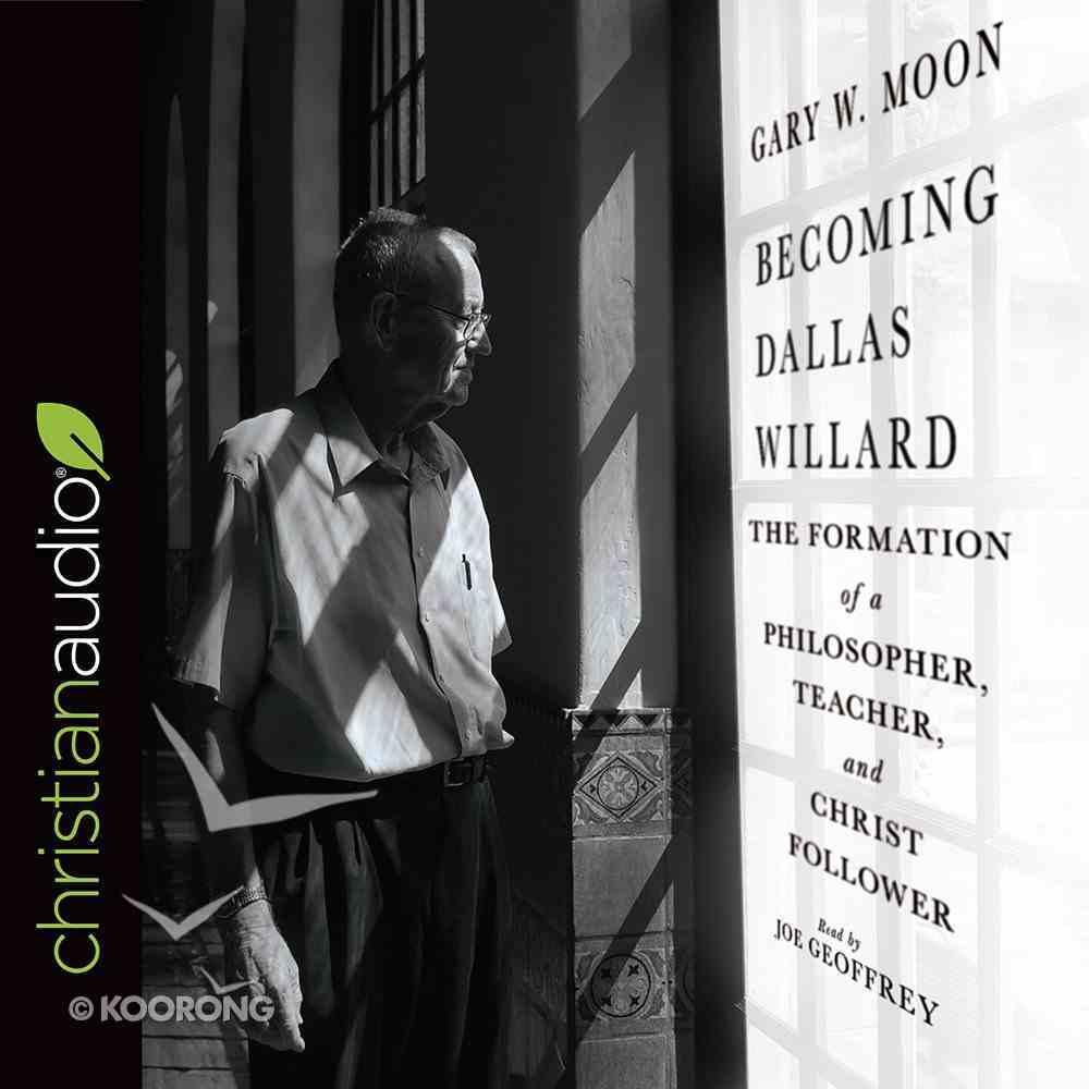 Becoming Dallas Willard eAudio Book