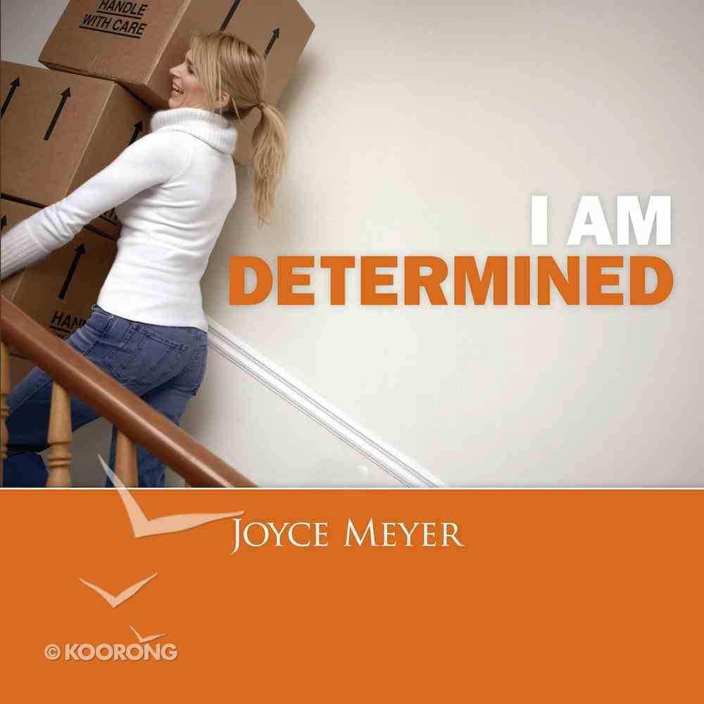 I Am Determined eAudio Book