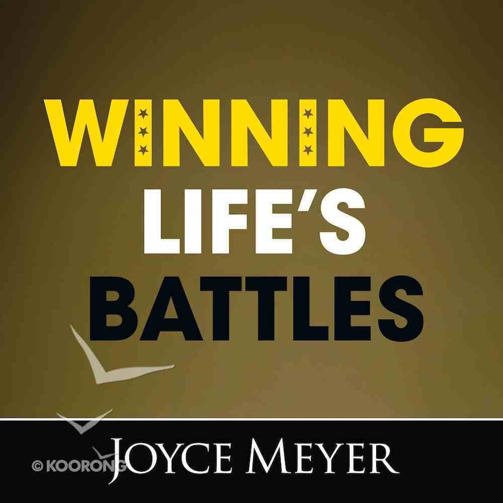 Winning Life's Battles eAudio Book
