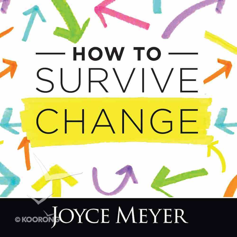 How to Survive Change eAudio Book