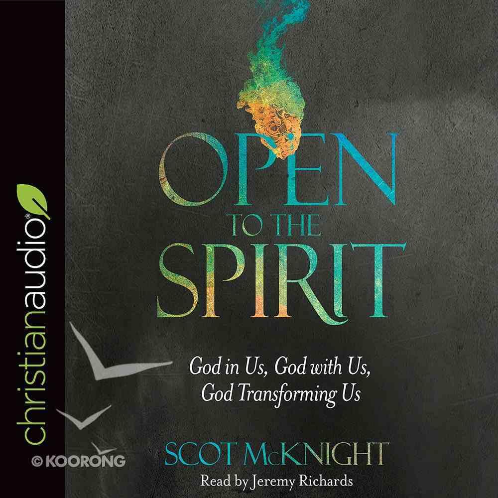 Open to the Spirit eAudio Book