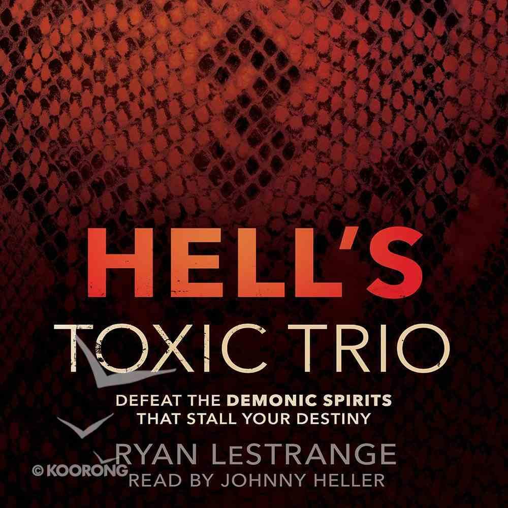 Hell's Toxic Trio eAudio Book