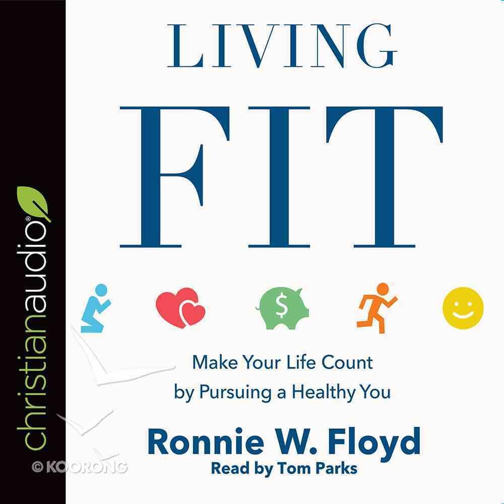 Living Fit eAudio Book