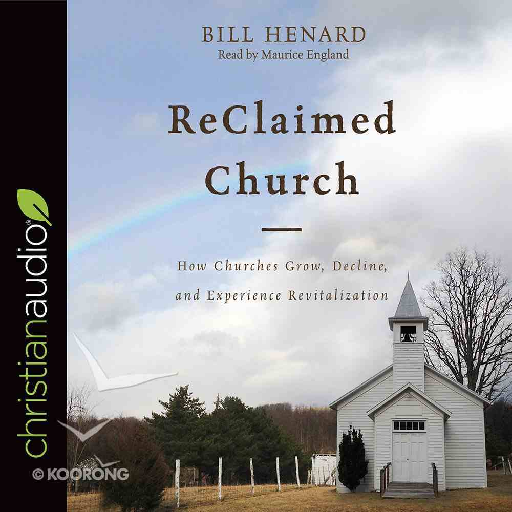 Reclaimed Church eAudio Book