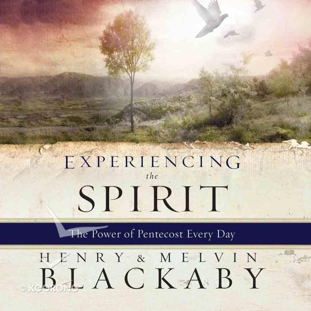 Experiencing the Spirit eAudio Book
