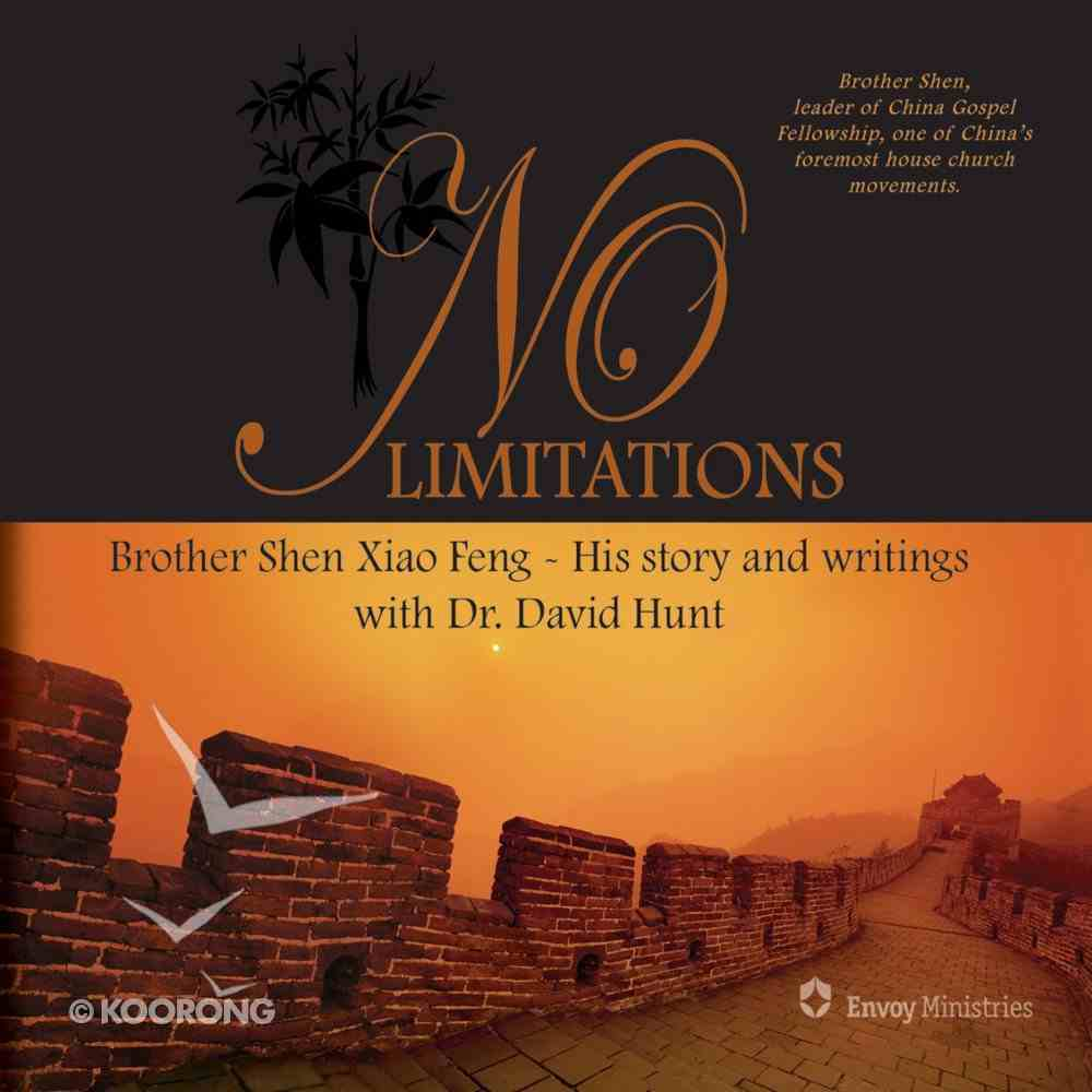 No Limitations eAudio Book