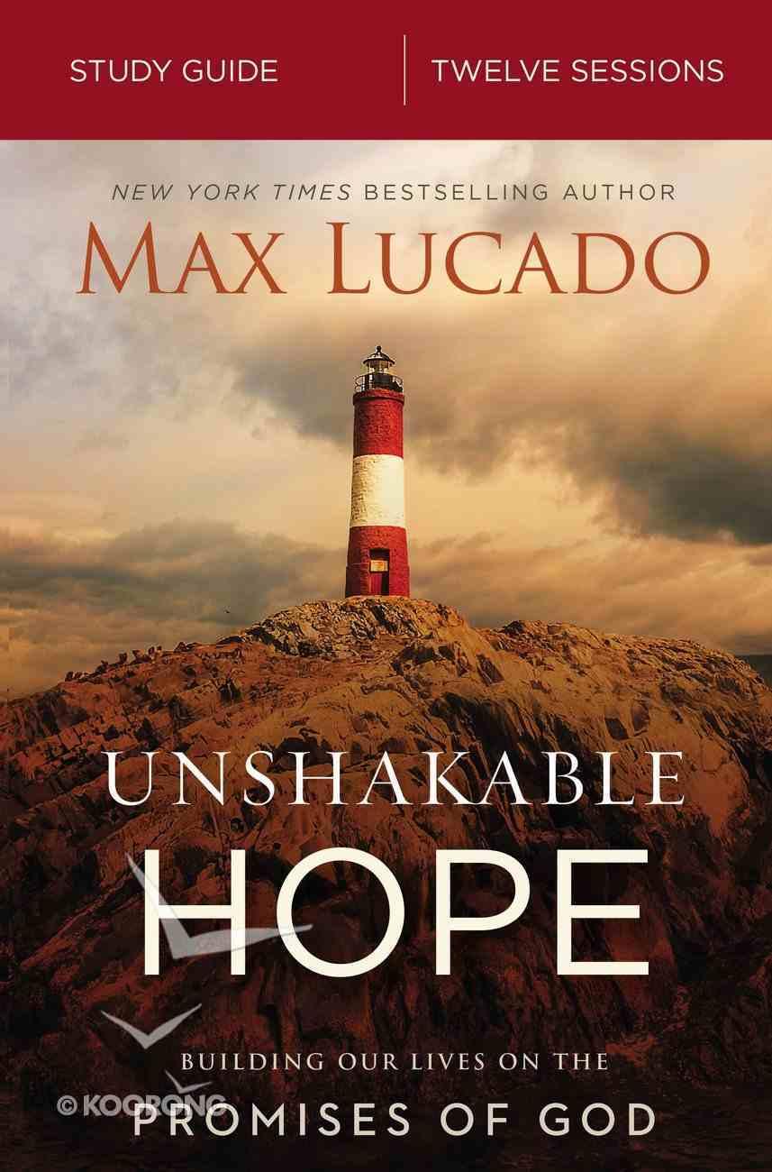 Unshakable Hope Study Guide eBook