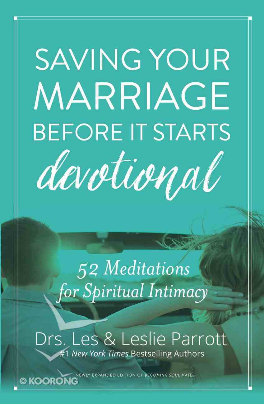 Saving Your Marriage Before It Starts Devotional eBook