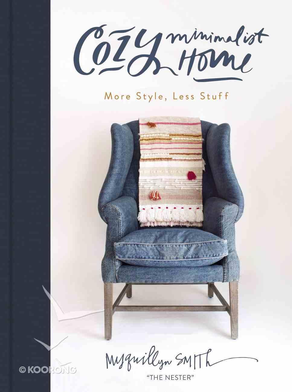 Cozy Minimalist Home eBook