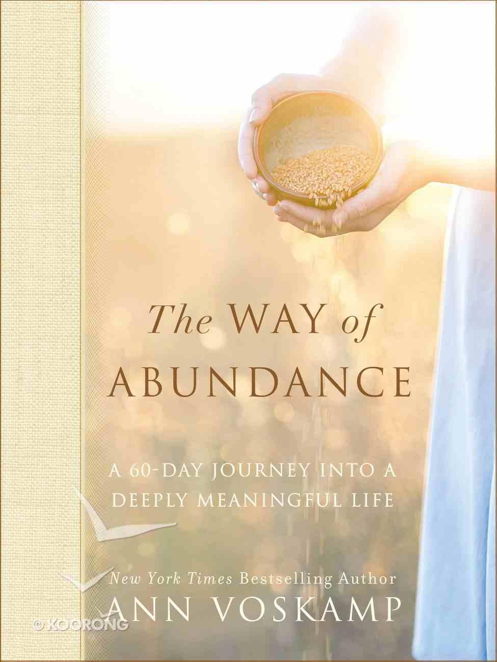 The Way of Abundance eBook