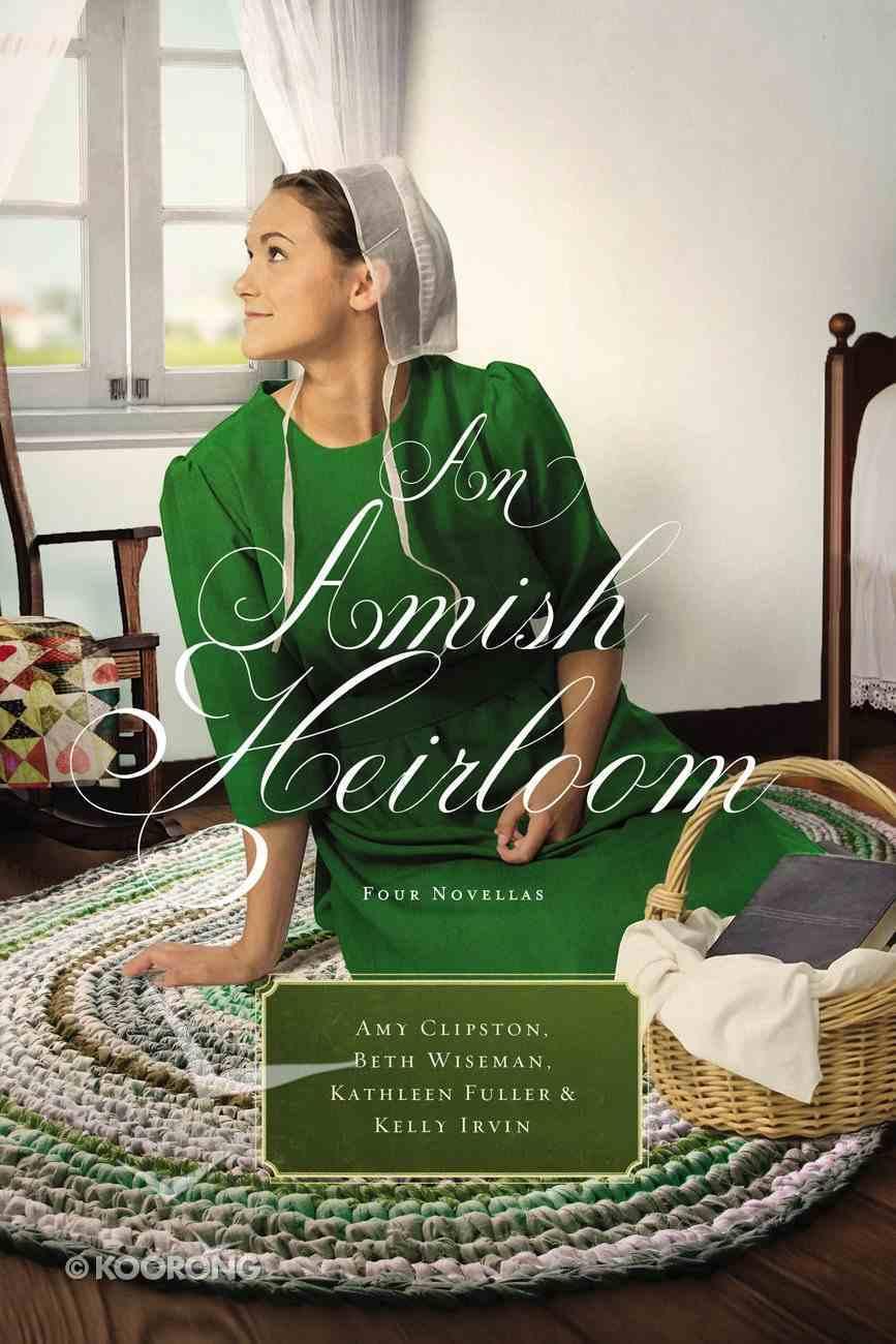 An Amish Heirloom eBook