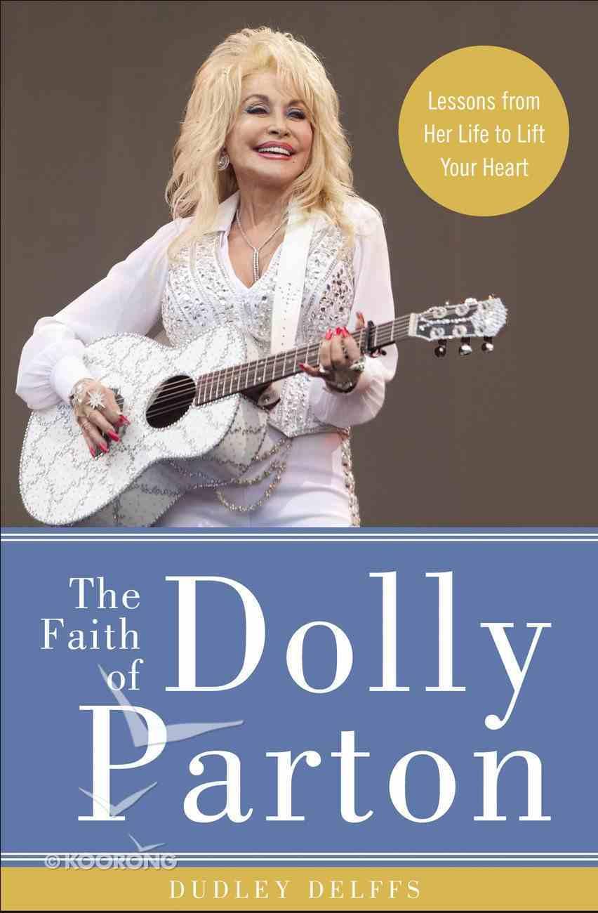 The Faith of Dolly Parton eBook